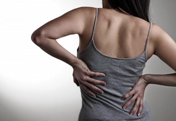 La Terapia de Polaridad para el dolor de espalda
